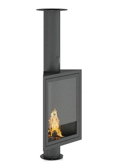 铁艺壁炉283D模型【ID:616937704】