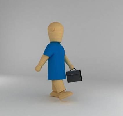 男人23D模型【ID:616938496】