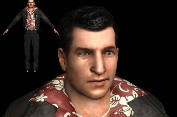 男人33D模型【ID:616938498】