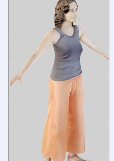 女人303D模型【ID:616940531】