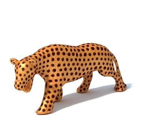 非洲工艺品53D模型【ID:617085973】