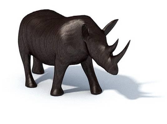 非洲工艺品83D模型【ID:617085987】