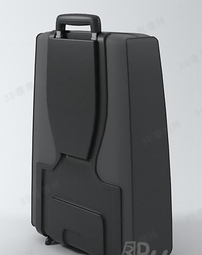 行李箱13D模型【ID:617277002】