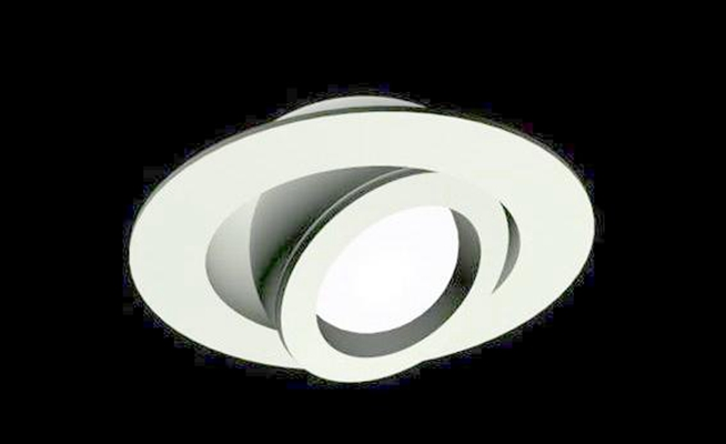 筒灯射灯23D模型【ID:617286622】