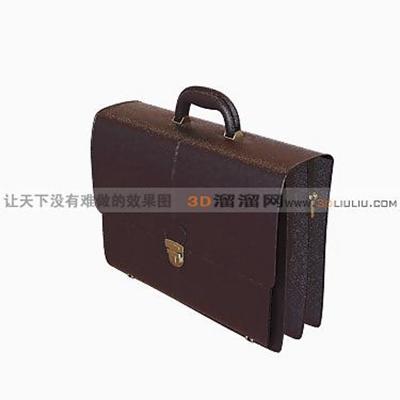 手提包83D模型【ID:617288183】