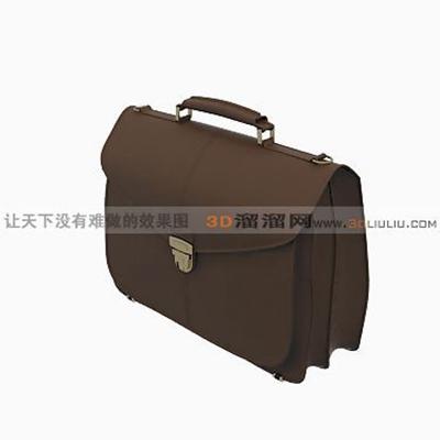 手提包93D模型【ID:617288188】