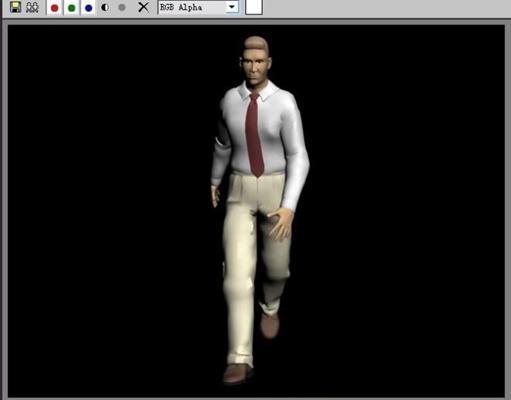 男人13D模型【ID:617334456】