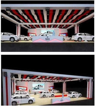 汽车展厅53D模型【ID:617366960】