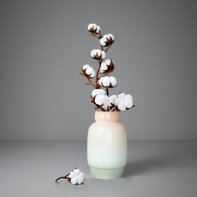 白色陶艺花瓶3D模型【ID:617561896】