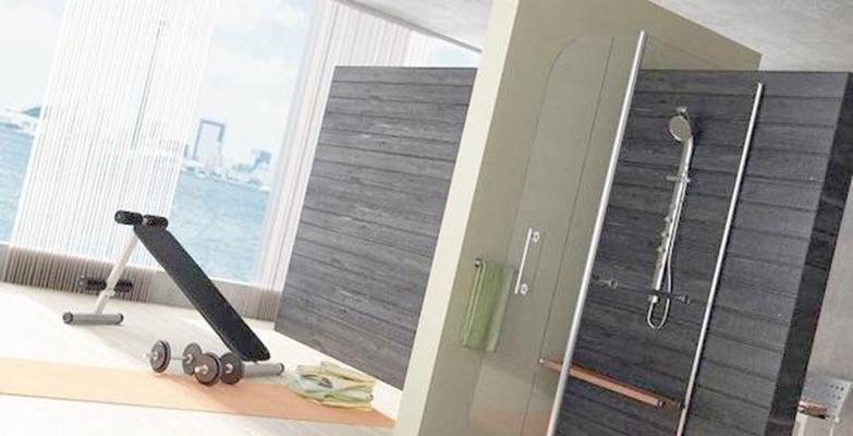 现代家居健身房3D模型【ID:617574473】