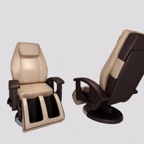 现代休闲按摩椅3D模型【ID:228238402】