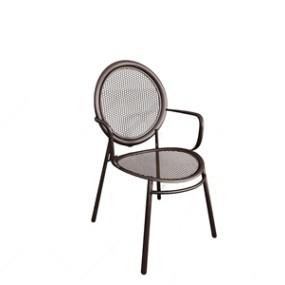 意大利Emu现代户外金属单椅3D模型【ID:732387595】