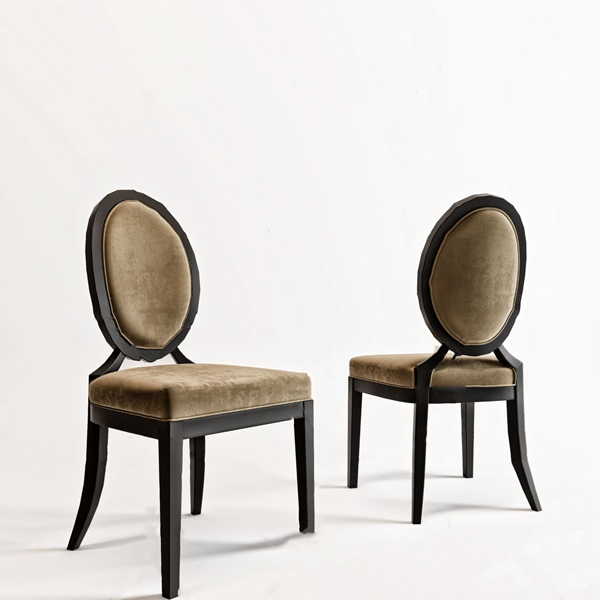 新中式單椅3D模型【ID:746657053】