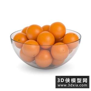 水果國外3D模型【ID:929829569】