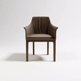 现代餐椅-D3D模型【ID:327889025】