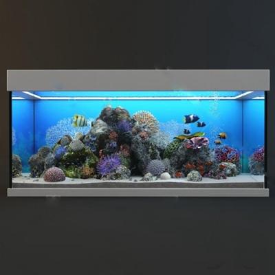 水族馆3D模型【ID:67088276】