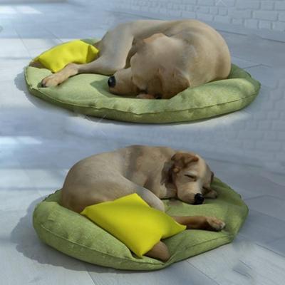 狗 3D模型
