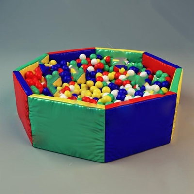 球池3D模型【ID:67089908】