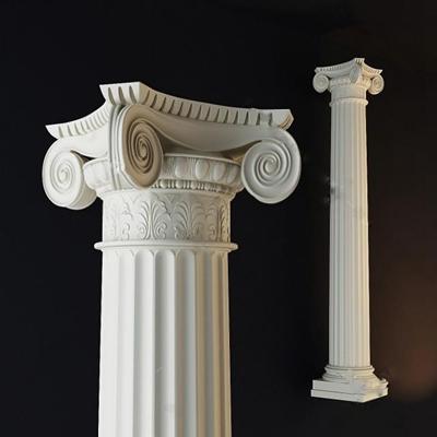 罗马柱3D模型【ID:67091093】