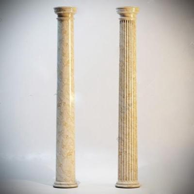 罗马柱3D模型【ID:67091099】