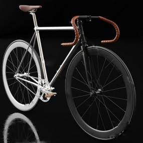 自行车3D模型【ID:67091773】