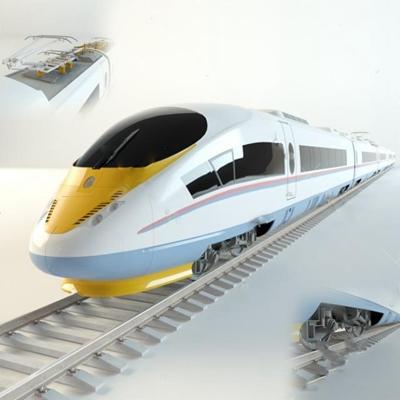 火车3D模型【ID:67092382】