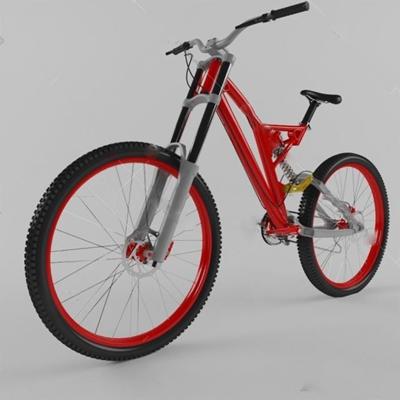 自行车3D模型【ID:67092974】