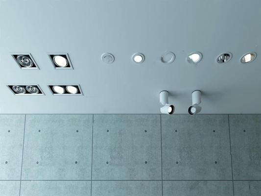 射燈3D模型【ID:67164766】