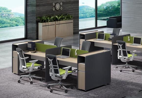 现代办公桌椅3D模型【ID:67221168】