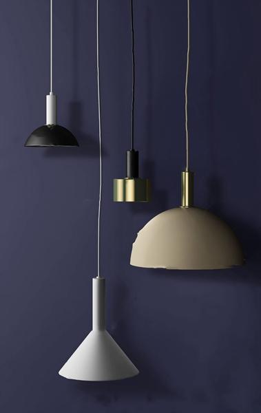 現代圓形吊燈3D模型【ID:747087840】