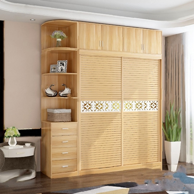 现代衣柜3D模型【ID:920012951】