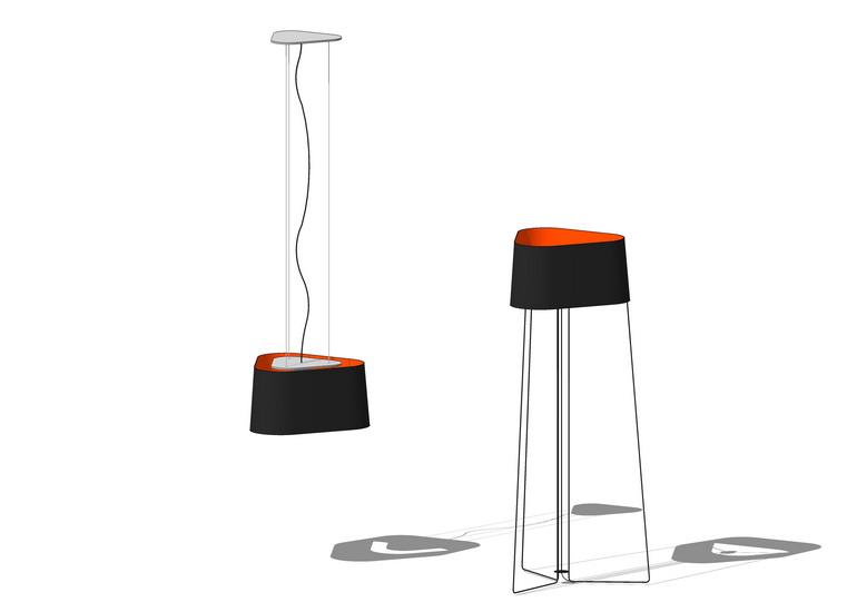 吊燈SU模型【ID:336399878】