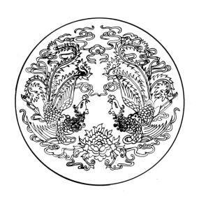 凹凸黑白-黑白古典 1140【ID:536762782】