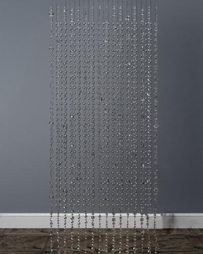 现代珠帘3D模型【ID:626233084】