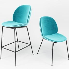 现代椅子3D模型【ID:227885428】