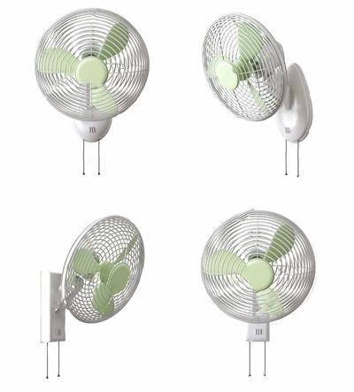 现代摇头壁扇 现代家用电器 摇头壁扇 电风扇