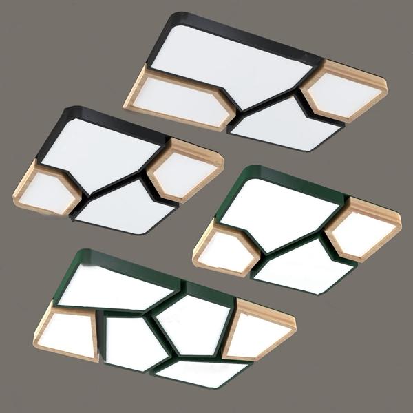 北歐吸頂燈3D模型【ID:846208025】