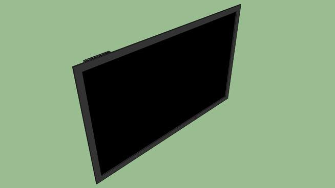 大屏幕电视SU模型【ID:939888685】