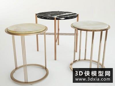 現代邊幾國外3D模型【ID:829450195】
