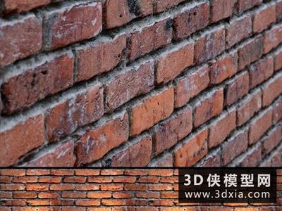 红砖国外3D模型【ID:929520627】