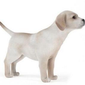 棕色狗3D模型【ID:715078727】