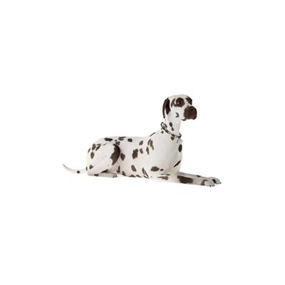 白色狗3D模型【ID:715273771】