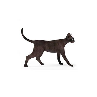 黑色猫3D模型【ID:715274842】