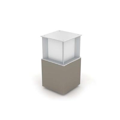 现代金属地灯3D模型【ID:715291190】