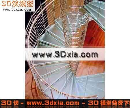 3D模型-最新楼梯【ID:7165】