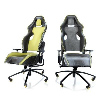 現代電競游戲辦公電腦椅3D模型【ID:227877823】