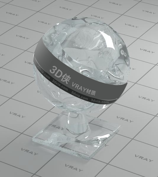 水Vray材質【ID:836456098】