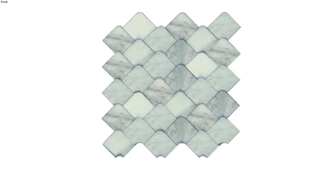 mármore马赛克-罪SU模型【ID:439895026】