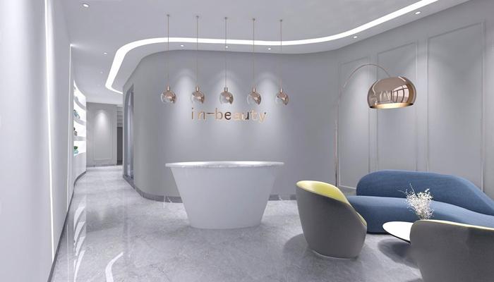 现代美容院3D模型【ID:927982583】