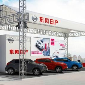 现代汽车3D模型【ID:726223515】